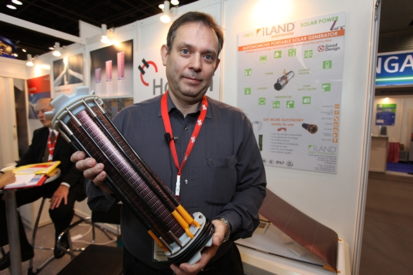 [VIDEO] iLAND to launch its new product 'TREK' at CEEA 2011