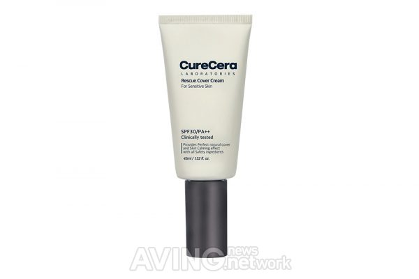 Dito M&D to Show 'Cure Cera Rescue Cover Cream' at Korea Pack Special & ICPI WEEK 2021